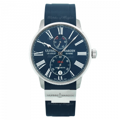 1183-310-3/43   Ulysse Nardin Marine Torpilleur 42 mm watch   Buy Now