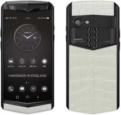 VERTU Aster P Gothic Titanium Black Calf Jade Black - Ivory Alli BES Fee. Buy new authentic VERTU mobile phone in London, England, UK supplied from Official Retailer