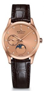 18.2310.692/95.C498 | Captain Ultra Thin Lady Moonphase. Buy online.