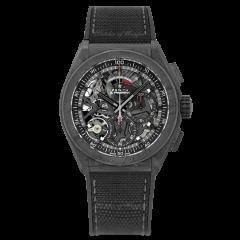 10.9000.9004/96.R921   Zenith Defy El Primero 21 44mm watch. Buy Online