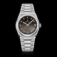 03.9200.670/02.MI001   Zenith Defy Midnight Automatic Steel 36mm watch