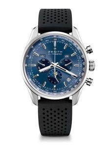 03.2097.410/51.R576 | Zenith El Primero 410 42 mm watch. Buy online.