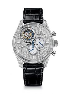 45.2050.4035/09.C714 | Zenith El Primero Tourbillon 44 mm watch. Buy online.