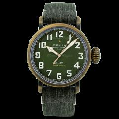 29.2430.679/63.I001   Zenith Pilot Type 20 Adventure 45mm watch. Buy Online