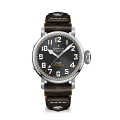 03.2434.679/20.I010 | Buy Zenith Pilot Type 20 Rescue Automatic 45 mm