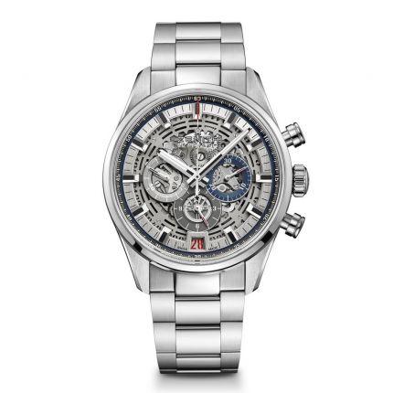 Zenith El Primero Full Open 03.2081.400/78.M2040. Watches of Mayfair