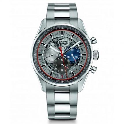 Zenith El Primero Skeleton 03.2522.400/69.M2280. Watches of Mayfair