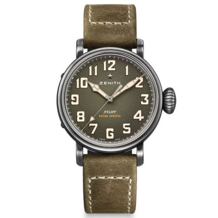 Zenith Type 20 Extra Special 11.1940.679/63.C800. Watches of Mayfair