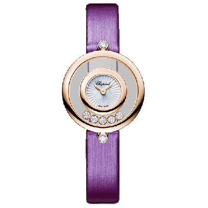 Chopard Happy Diamonds Icons 209415-5001. Watches of Mayfair