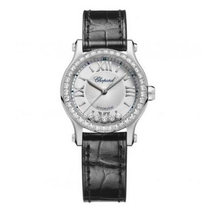 Chopard Happy Sport 30 mm Automatic 278573-3003 watch| Watches of Mayfair