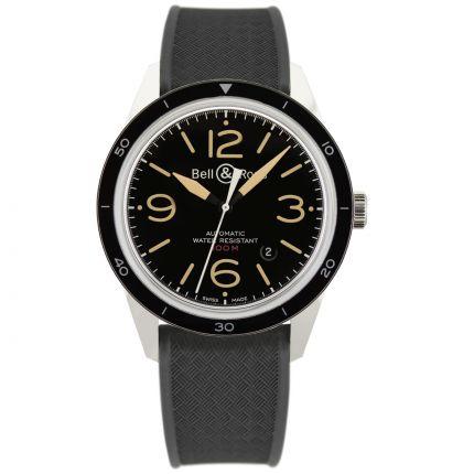 BRV123-ST-HER/SRB | Bell & Ross BR 123 Sport Heritage 43 mm watch