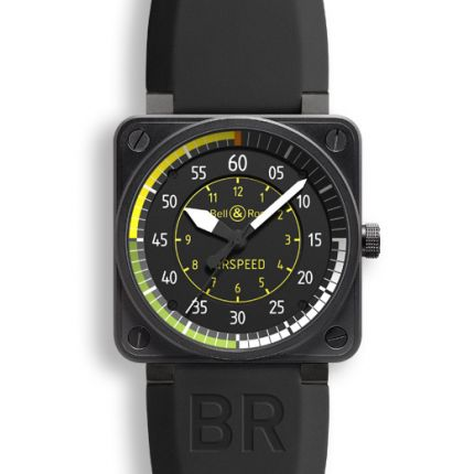 BR0192-AIRSPEED   Bell & Ross BR 01 Airspeed 46 mm watch. Buy Online
