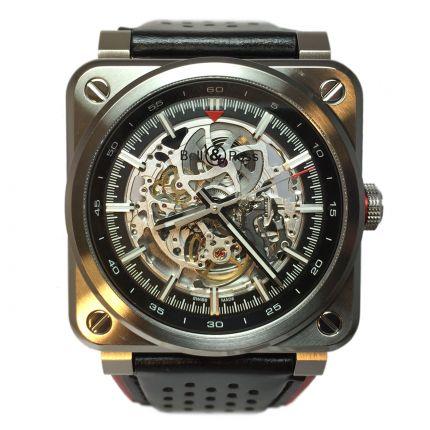 BR0392-SC/SCA | Bell & Ross BR 03-92 AeroGT 42 mm watch. Buy Online
