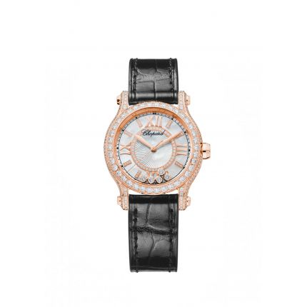 Chopard Happy Sport 30 mm Automatic 274302-5001 watch| Watches of Mayfair