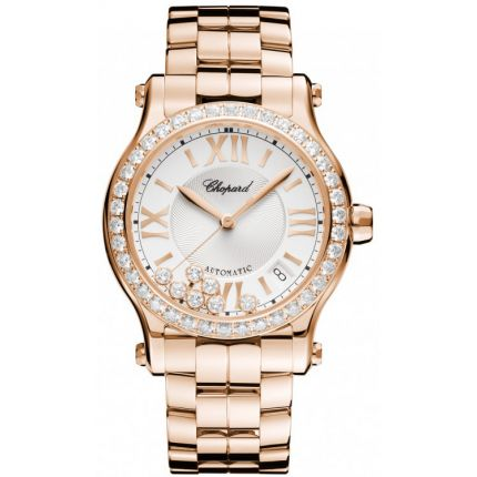 Chopard Happy Sport 36 mm Automatic 274808-5004 watch  Watches of Mayfair