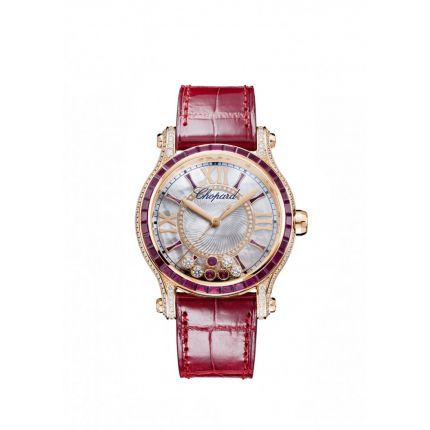 Chopard Happy Sport 36 mm Automatic 274891-5004 watch| Watches of Mayfair