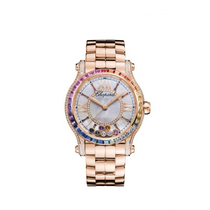 Chopard Happy Sport 36 mm Automatic 274891-5008 watch| Watches of Mayfair