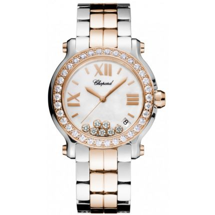 Chopard Happy Sport 36 mm 278488-6001 watch| Watches of Mayfair