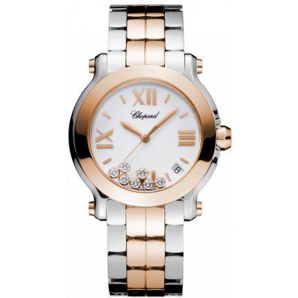 Chopard Happy Sport 36 mm 278488-9002 watch| Watches of Mayfair