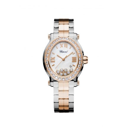 Chopard Happy Sport Oval 278546-6004 watch  Watches of Mayfair