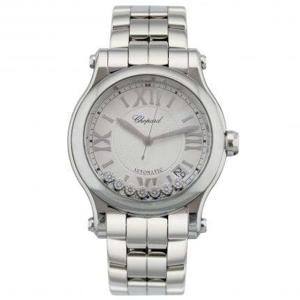 Chopard Happy Sport 36 mm Automatic 278559-3002. Watches of Mayfair