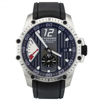 Chopard Superfast Power Control 168537-3001. Watches of Mayfair