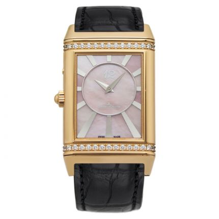 Jaeger-LeCoultre Grande Reverso Lady Ultra Thin Duetto Duo 3302421 - Back Dial