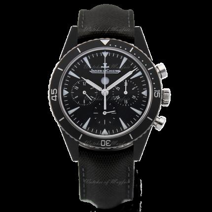 Jaeger-LeCoultre Deep Sea Chronograph Cermet/Titanium 208A570