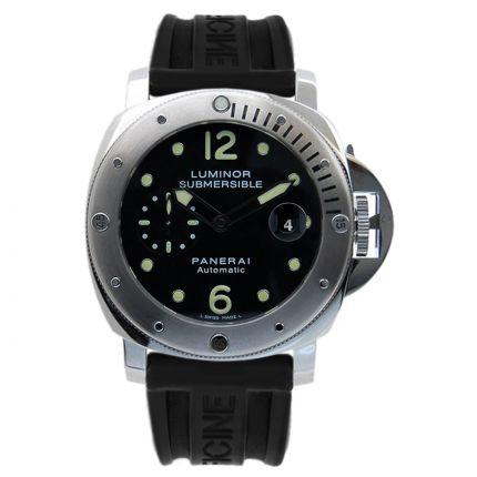 Panerai Luminor Submersible Automatic Acciaio PAM00024 New Authentic