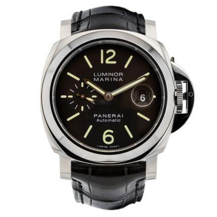 Panerai Luminor Marina Automatic Acciaio PAM00104 New Authentic watch