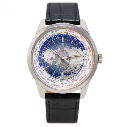 New Jaeger-LeCoultre Geophysic Universal Time 8108420 watch