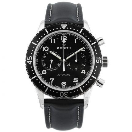 Zenith Heritage Cronometro Tipo CP-2 03.2240.4069/21.С774 New Authentic watch