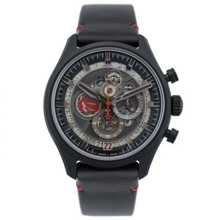 New Zenith El Primero Rolling Stone Chronograph 49.2521.400/98.C755 watch