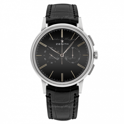 Zenith Chronograph Classic 03.2270.4069/26.C493. Watches of Mayfair